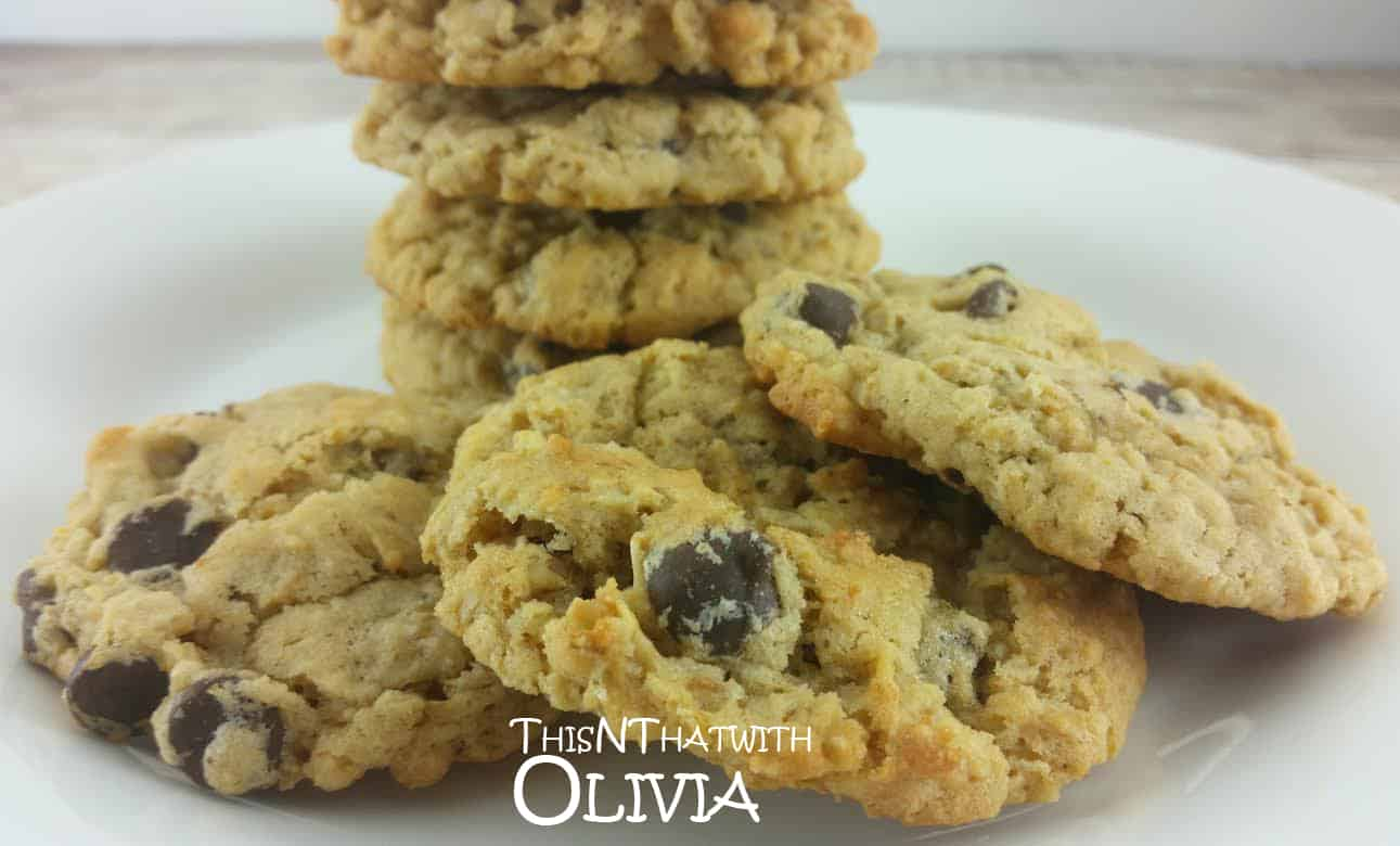 Homemade Lactation Cookies