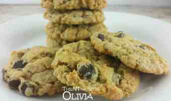 Homemade Lactation Cookies!