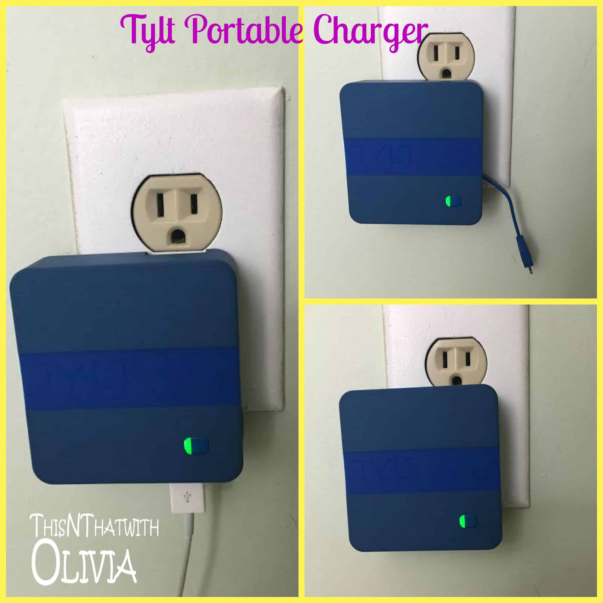 Tylt Charger Review @TyltProducts