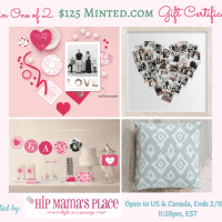 Win One of Two $125 Minted.com Gift Certificates!
