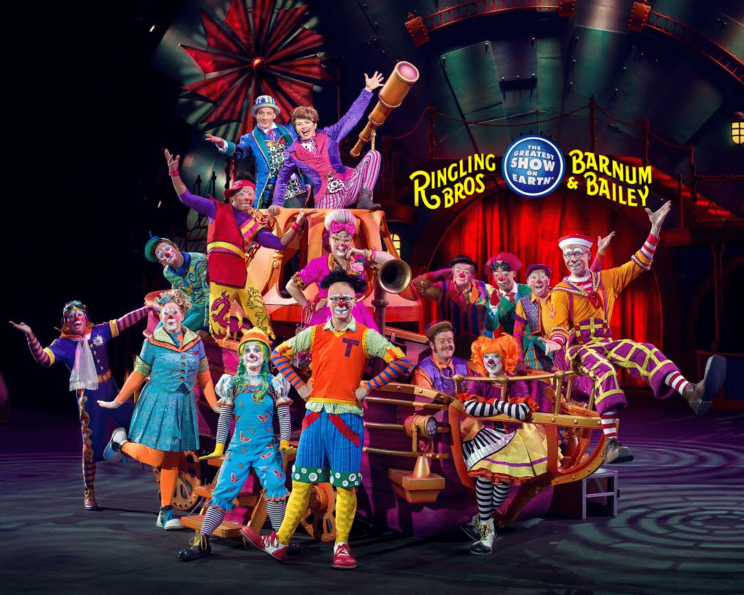 free coloring pages ringling bros comes to dc