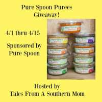 Pure Spoon Baby Food Giveaway
