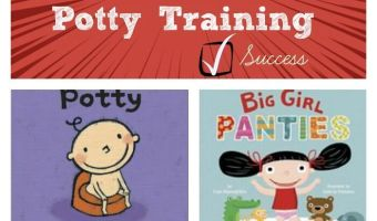 10 Books that Inspire Potty Training Success
