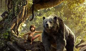 The Jungle Book in theaters TODAY (4/15)