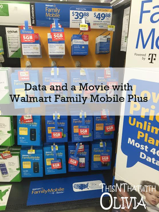 Walmart Family Mobile Plus