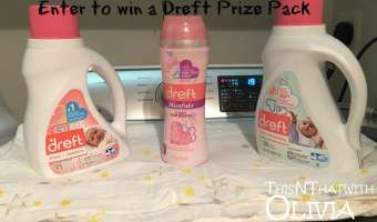 Enter to win a Dreft Prize Pack