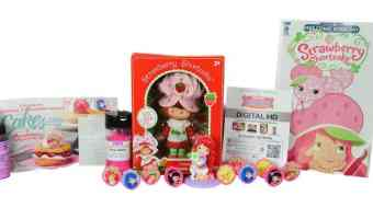 Win a Strawberry Shortcake Gift Pack!