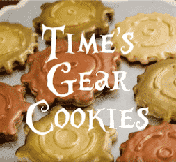 Time's Gear Cupcakes