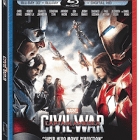Marvel's Captain America: Civil War On Digital HD on Sept. 2 and Blu-ray on Sept. 13 | ThisNThatwithOlivia.com
