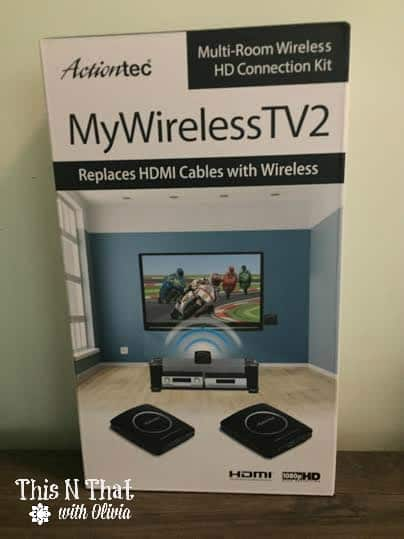 My Wireless TV2