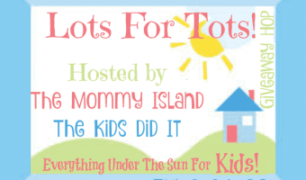 Enter the Lots for Tots Giveaway! (Ends 6/28) #schoolsout #lotsfortots #fathersday