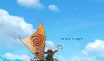 Disney's Moana in Theaters November 23 | ThisNThatwithOlivia.com #Moana