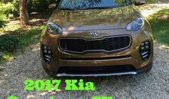 Check out the 2017 Kia Sportage SX Grand Touring! #DriveKia @Kia_Motors