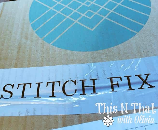 Stitch Fix Unboxing | ThisNThatwithOlivia.com