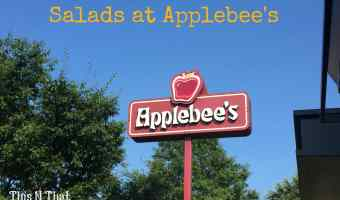 Check out Applebee's New Wood Fired Grill Salads @Applebees #ad