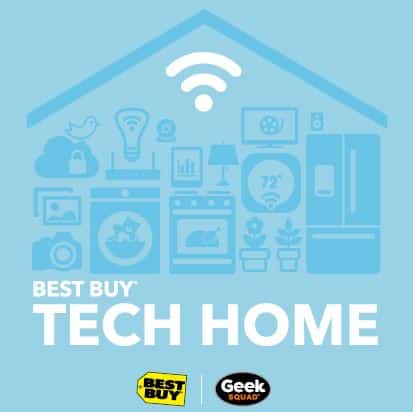 Best Buy Tech Home: Modern Living Made Easy @BestBuy #BestBuyTechHome