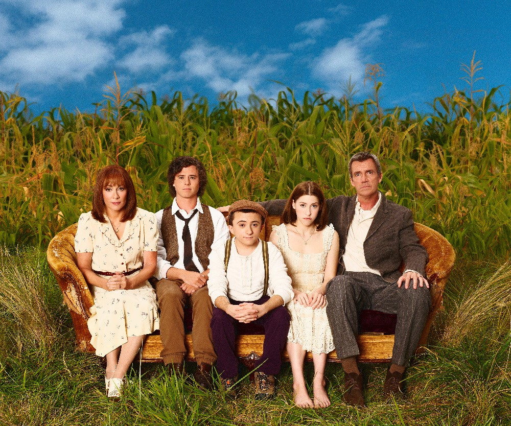 The Middle Set Visit + Season 8 Premiere Details | ThisNThatwithOlivia.com