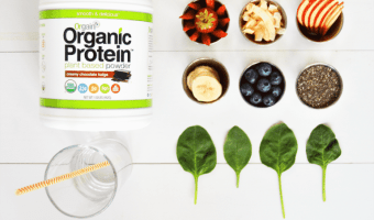 Get Picky with Your Protein + Try Orgain! @DrinkOrgain #PowerToThePicky