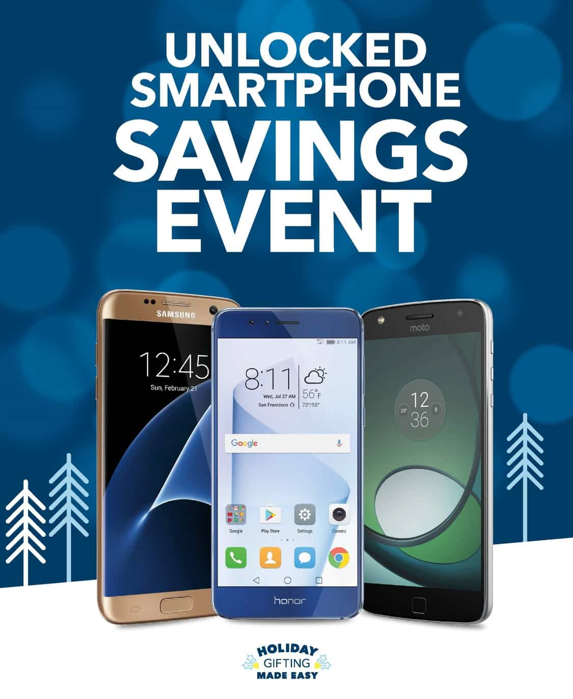 Best Buy Unlocked Smartphone Savings Event! @BestBuy #bbyunlocked