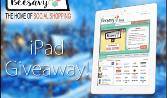Win an iPad from BeeSavy! Ends 1/30