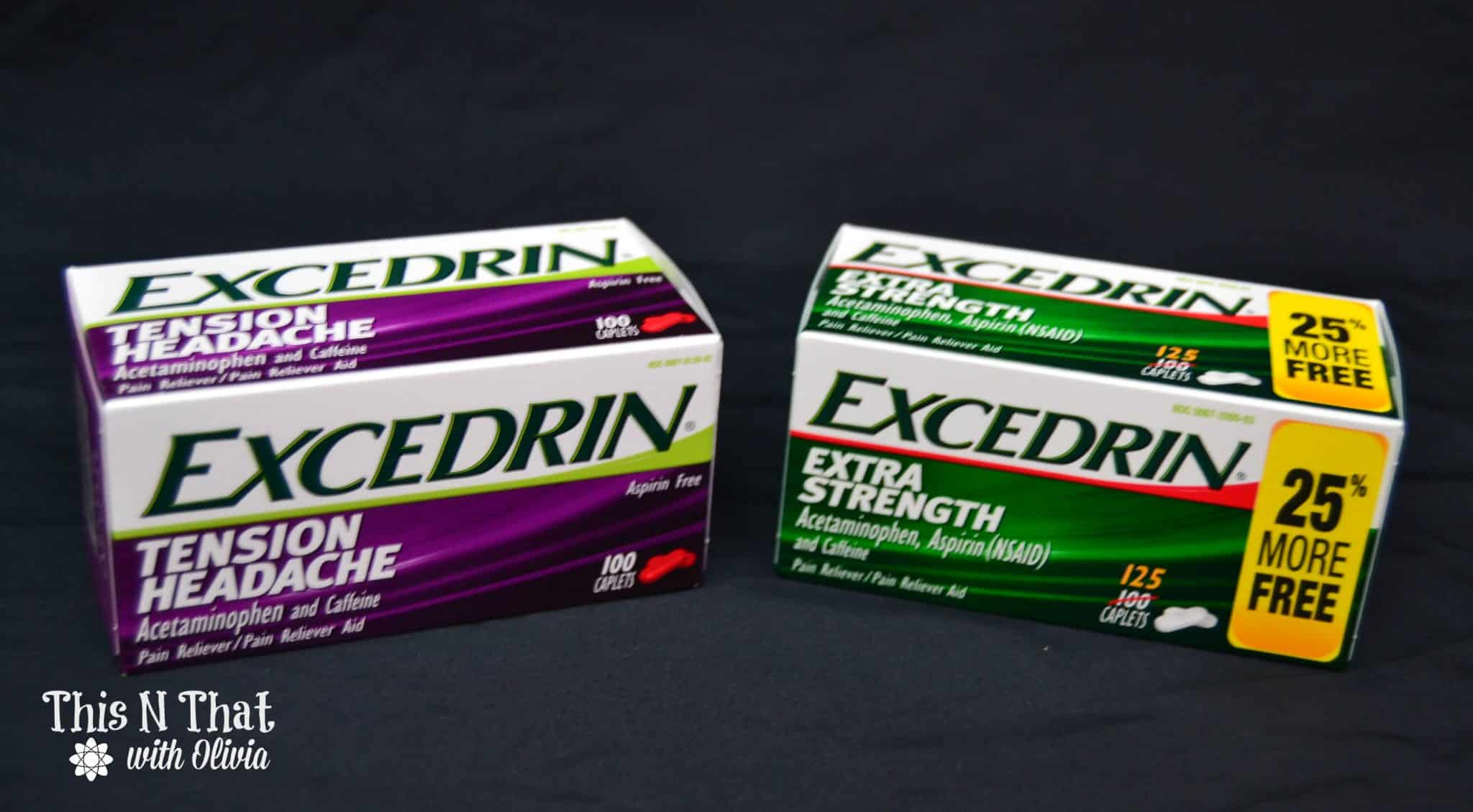 Headache Free Family Day + Headache Emergency Kit #MoreMomentsWithExcedrin #ad