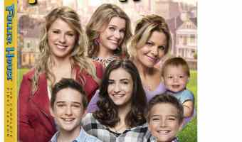 Fuller House: The Complete First Season Available on DVD Feb 28th!