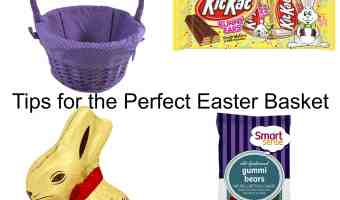 Tips for a Perfect Kids Easter Basket #LifeisRidiculouslyAwesome @Kmart