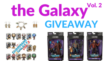 Ultimate Guardians of the Galaxy Vol. 2 Giveaway | #GotGVol2 #TheHoppingBloggers