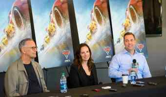 Cars 3 Director & Producer Interviews! #Cars3Event