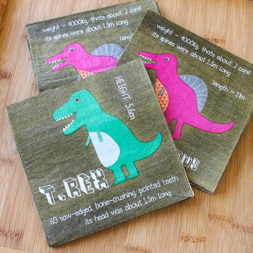 10 Dinosaur Birthday Party Ideas #Birthday #Party