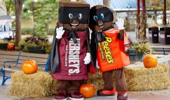 Halloween in Hershey, PA Features All Treats. No Tricks. #HersheyPA @HersheyPA