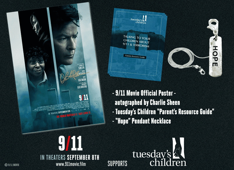 Enter to Win a #Remember911 Gift Pack! @9_11Movie