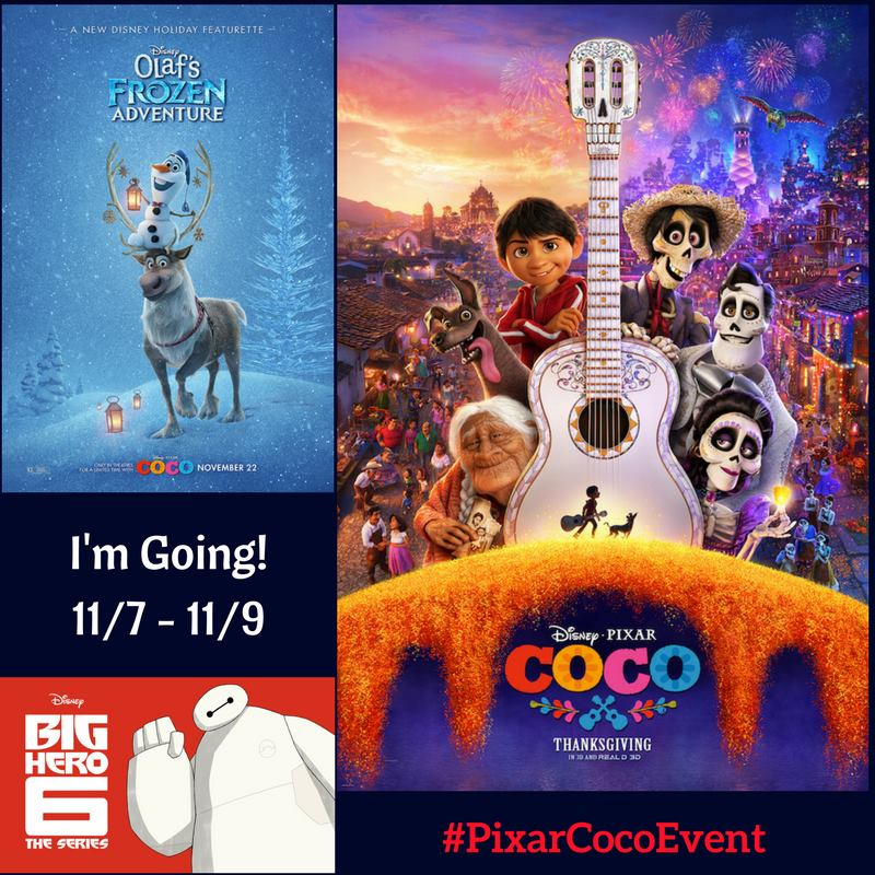 I'm Heading to Los Angeles for the #PixarCocoEvent