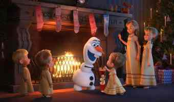 Olaf's Frozen Adventure Premieres before Pixar's Coco for a Limited Time Only! #OlafsFrozenAdventure #PixarCocoEvent