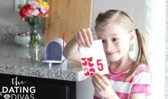 Valentine's Day Countdown for Kids only $7.97