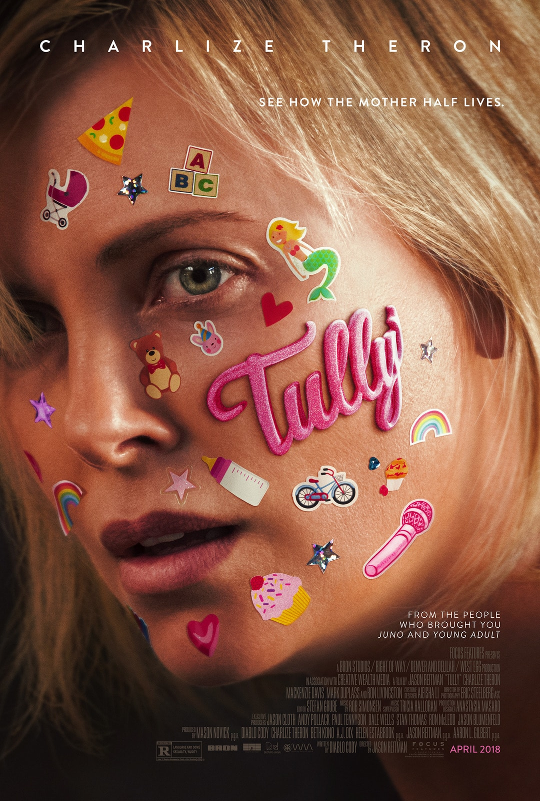NEW Poster + Sweepstakes for Focus Features' Tully #Tully