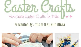 20 Adorable Easter Crafts for Kids