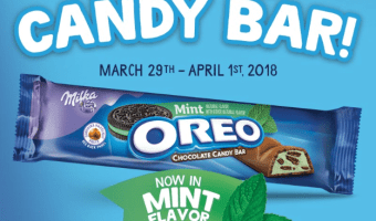 OREO Chocolate King Size Bars only $1 for a Limited Time + Possibly Score a FREE one!! #OREOChocolate