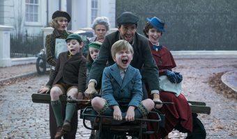 Mary Poppins Returns: NEW Teaser Trailer + Poster! #MaryPoppinsReturns