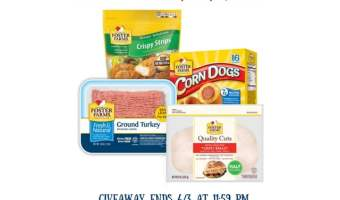 Enter to Win a $100 Foster Farms Products Prize Pack (Ends 4/3) #FFBuzzerBeaters #MrsK4FosterFarms
