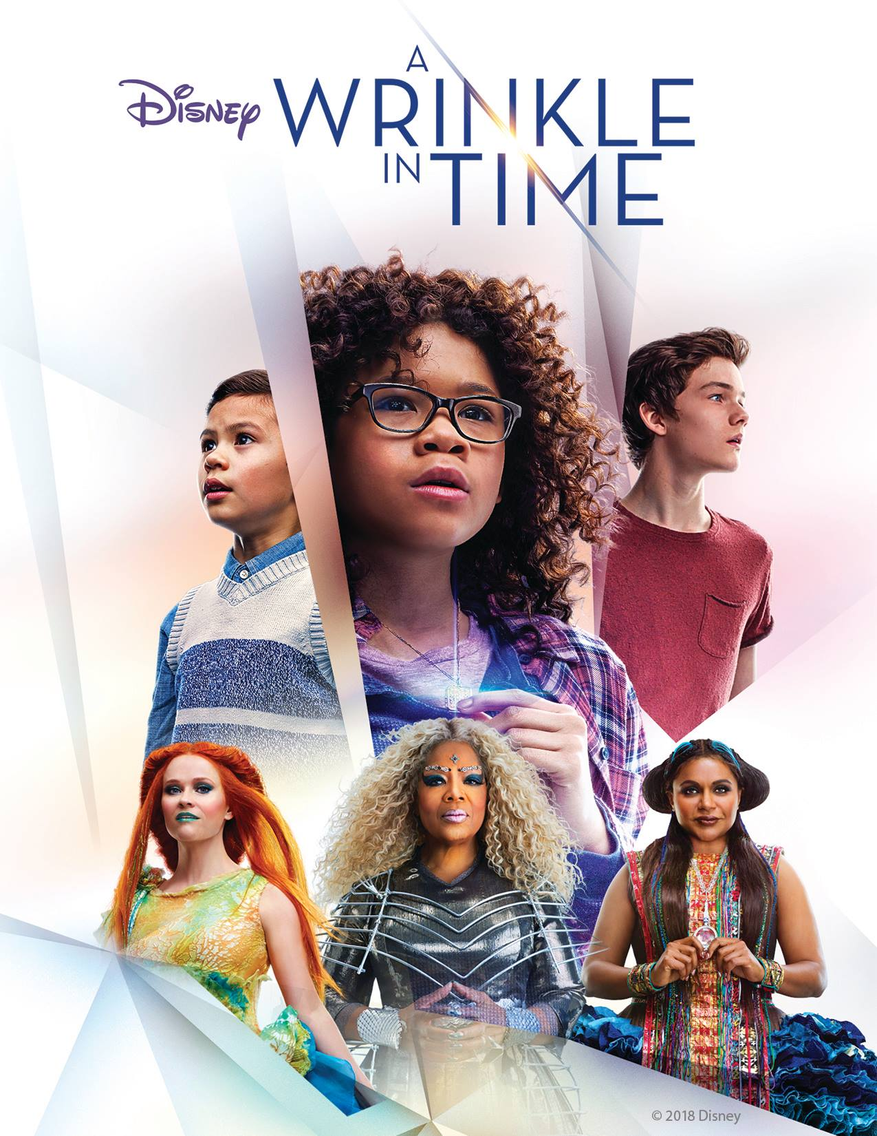 """Exclusive Interview with Deric McCabe (""""Charles Wallace Murray"""") from A Wrinkle In Time! #WrinkleInTimeBluray"""