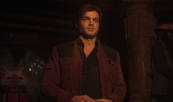 SOLO: A STAR WARS STORY New Trailer & Poster Now Available!!! #HanSolo