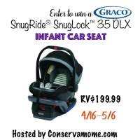 Win a Graco SnugRide SnugLock Infant Car Seat! (Ends 5/6)