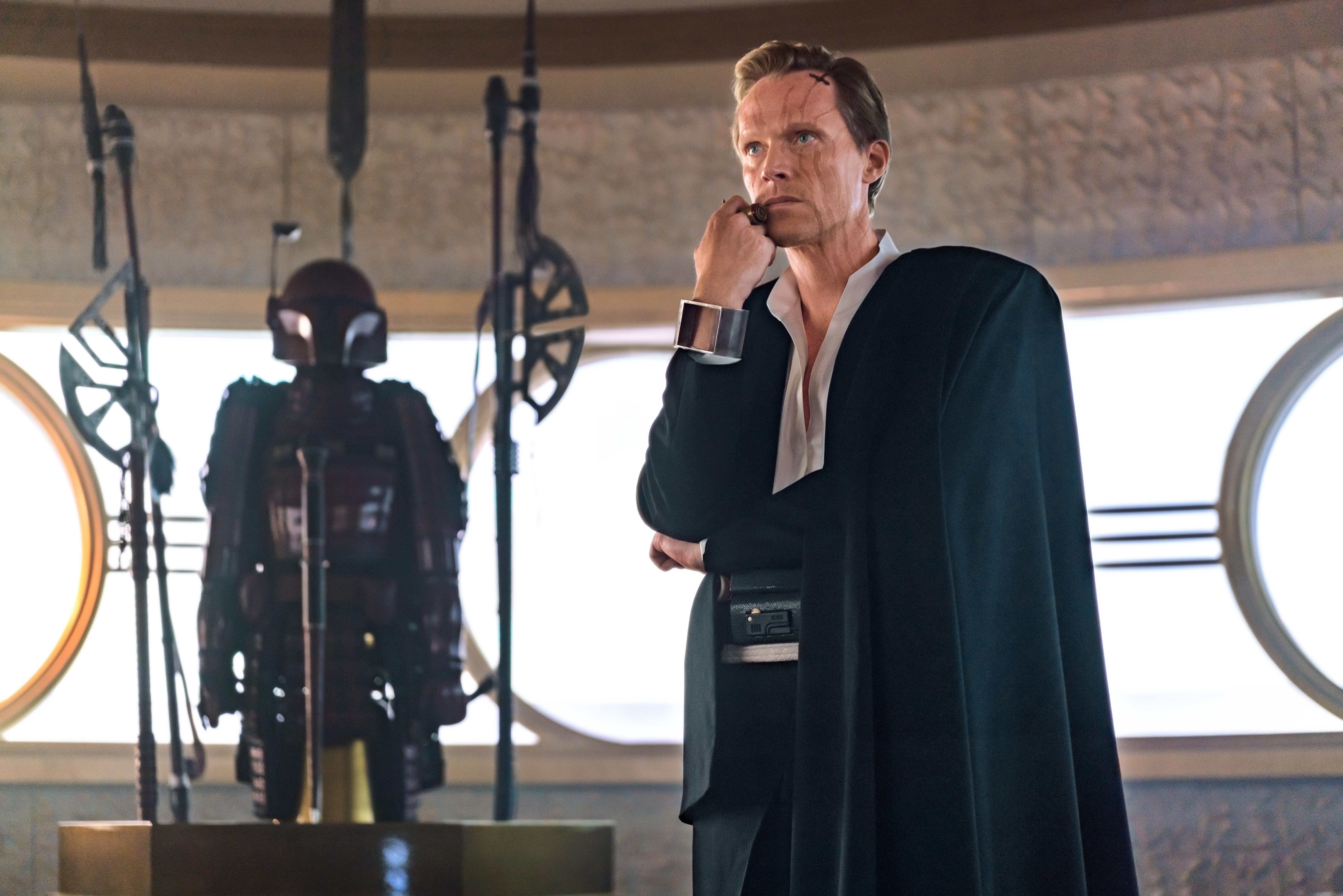Exclusive Interview with Paul Bettany #HanSoloEvent #HanSolo