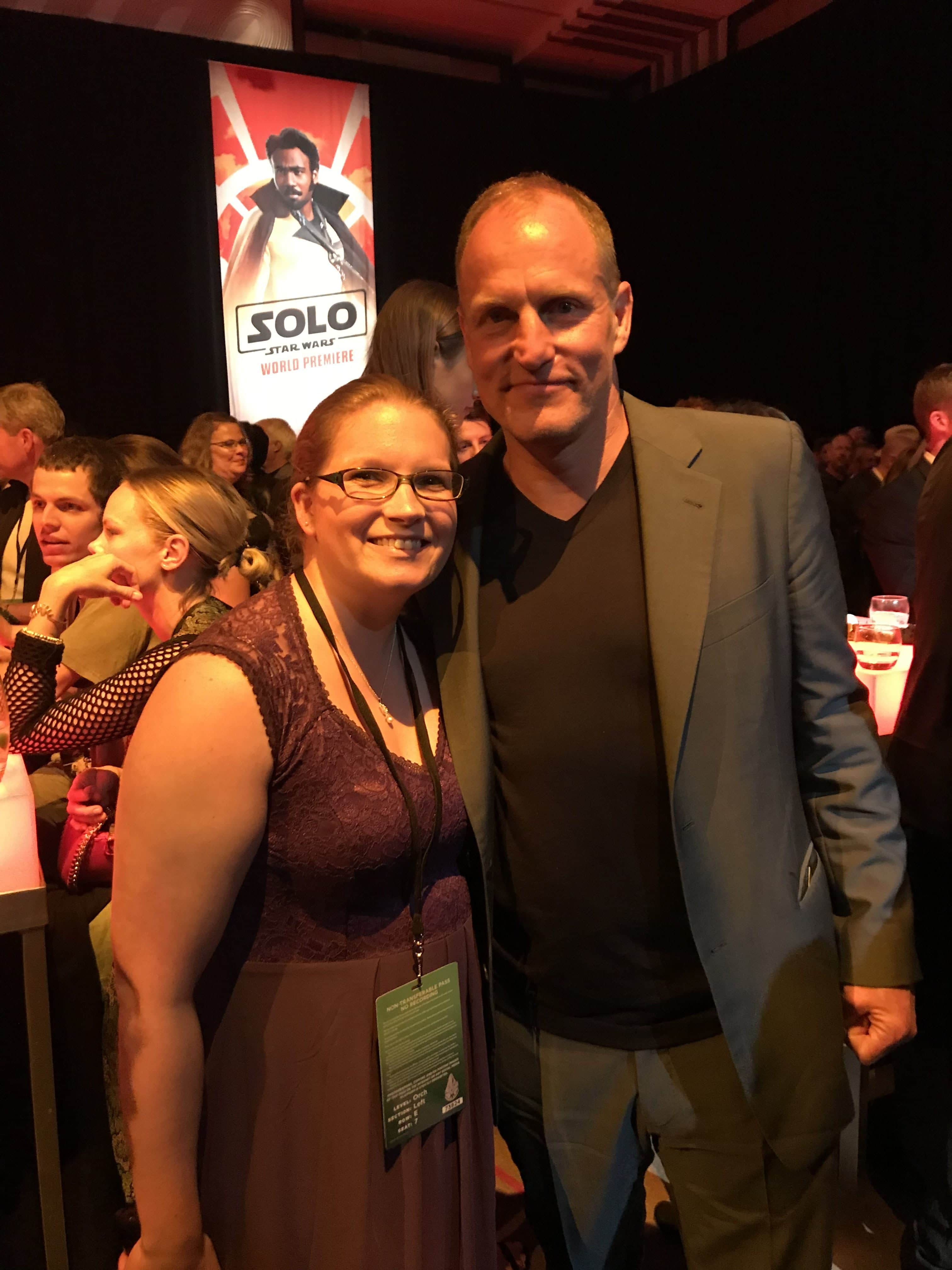 Exclusive Interview with Woody Harrelson (
