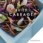 Asian Shrimp Fried Cabbage Recipe