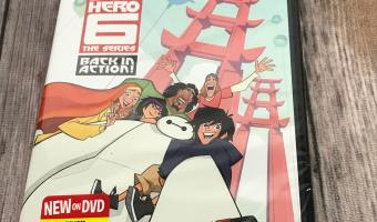 Big Hero 6: The Series Now Available on DVD! #BigHero6