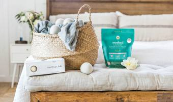 How to Create a Green Laundry Routine + Grove Collaborative Freebies!!