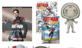 Win an Ant-Man and The Wasp Prize Pack! (Ends 6/13) #AntManAndTheWasp | #AntMan | #TheWasp | #THBGiveaway