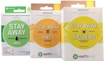 EarthKind Effective Plant-Based Pest Control Available at Target! @earthkind